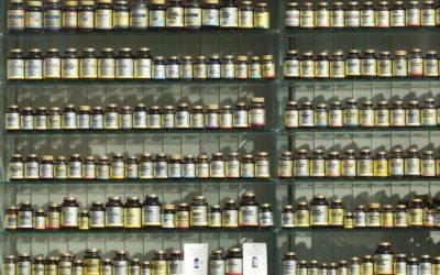 Die 47 essentiellen Vitalstoffe